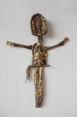 Jesus figur af Robert Jacobsen